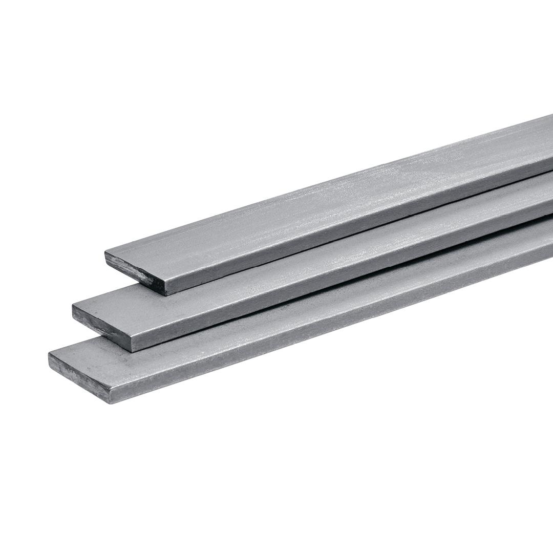 barras de aço inox retangulares ou chatas